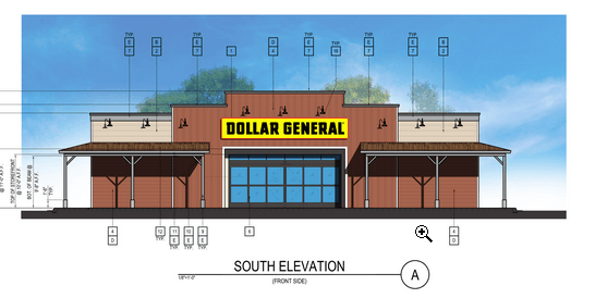 Penn Valley South Elevation