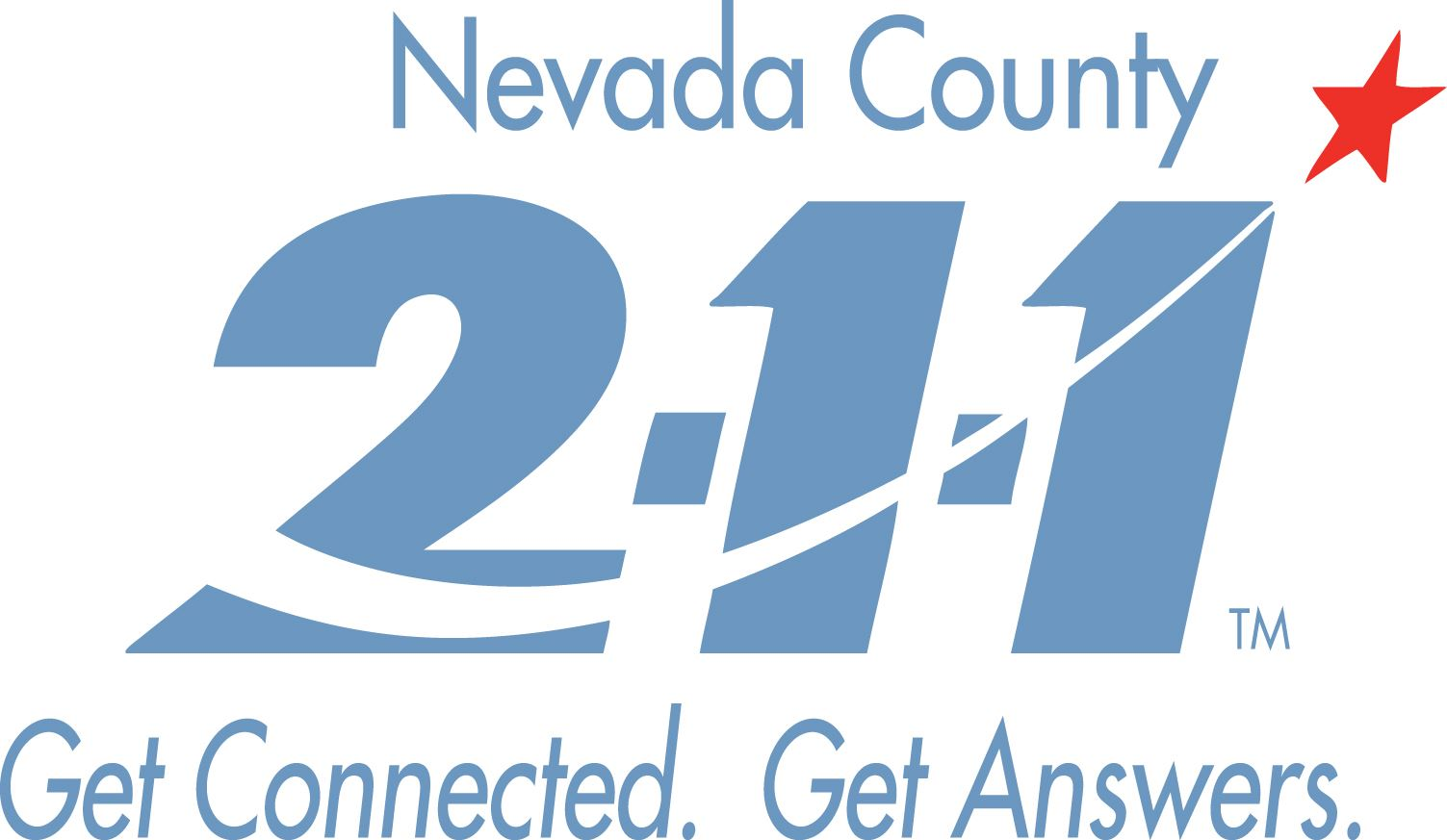 211 Nevada County Logo