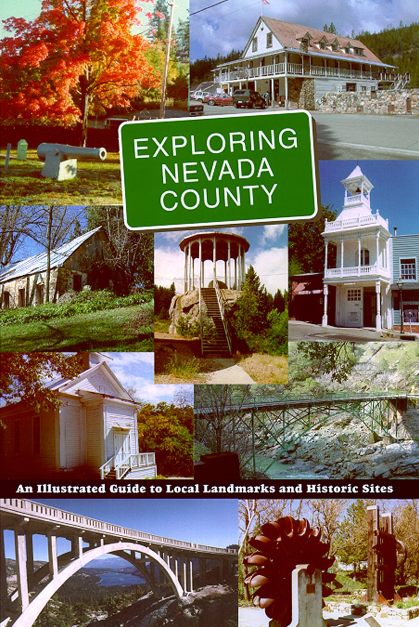 Explore Nevada County Book