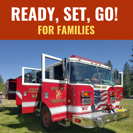 READY, SET, GO! for Families