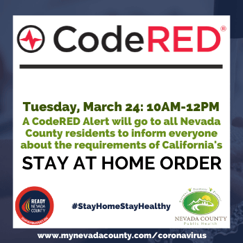 NewsFlash - CodeRED Shelter in Place Notice