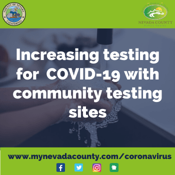 Coronavirus Increase Testing