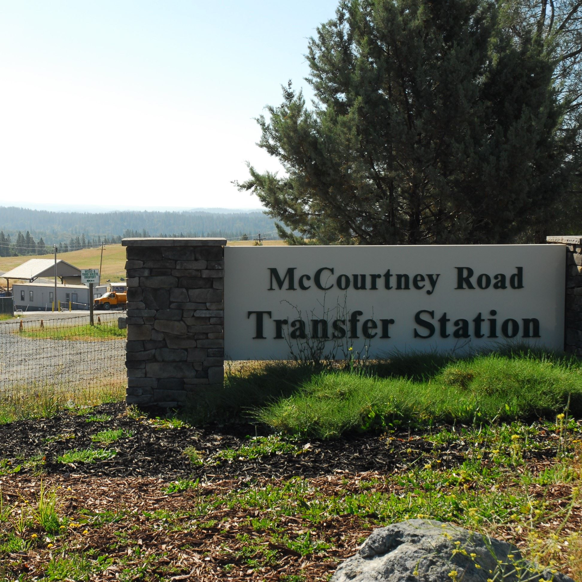 Utilities - McCourtney Road Transfer Station NewsFlash