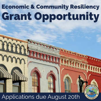 Economic Community Resiliency - NewsFlash