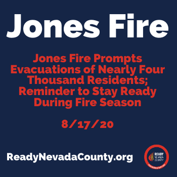 Jones Fire - NewsFlash
