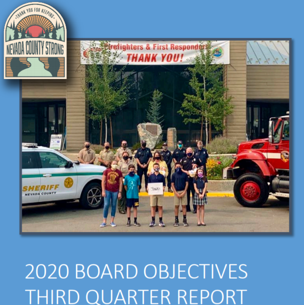 Board Objectives 2020