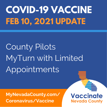 County Pilots MyTurn with Limited Appointments