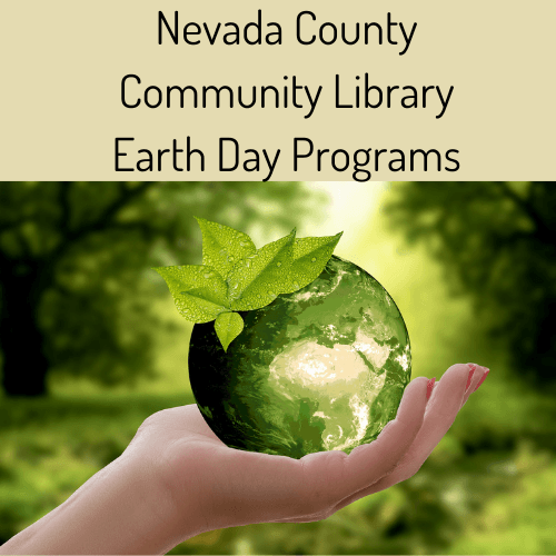 Earth Day at the Library