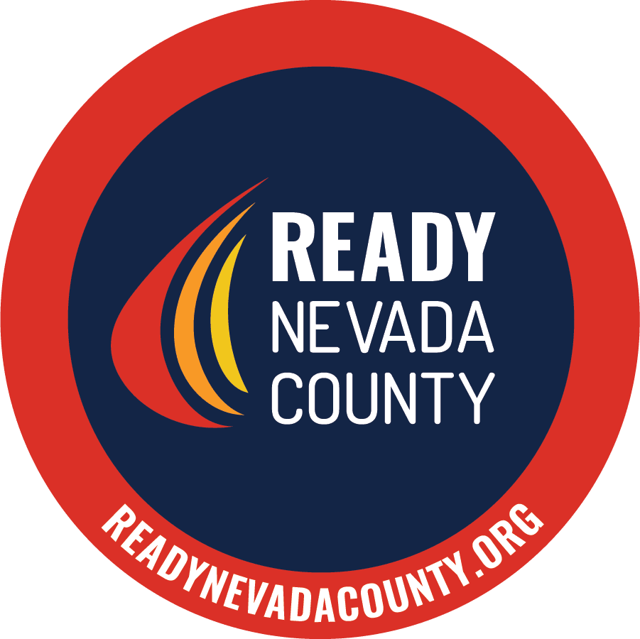Ready Nevada County Round Logo