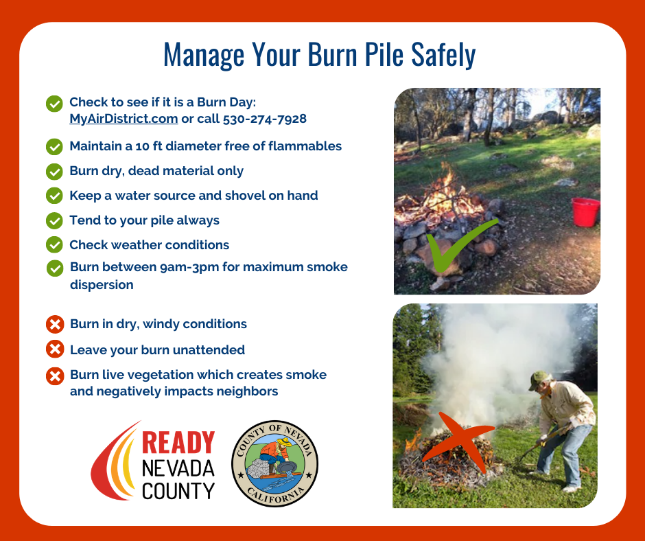Manage Your Burn Safely
